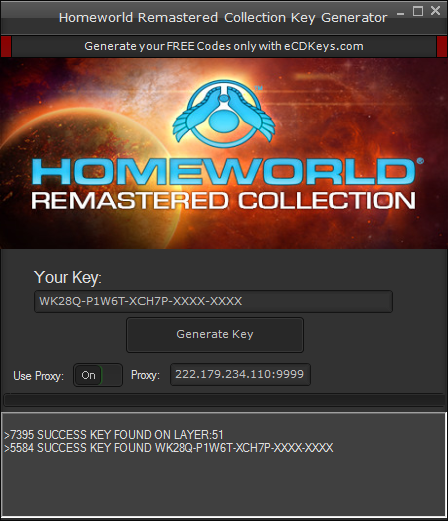 Homeworld Remastered Collection cd-key