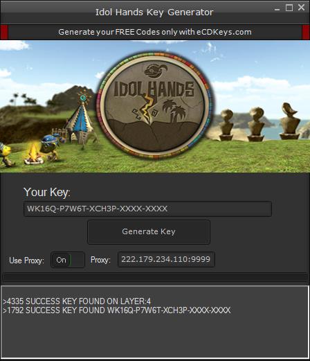 Idol Hands cd-key