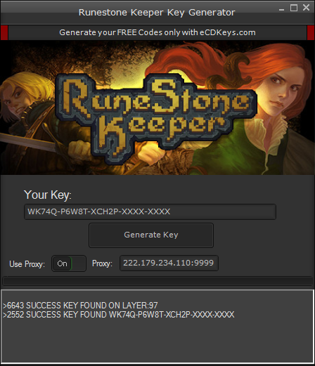 Runestone Keeper cd-key