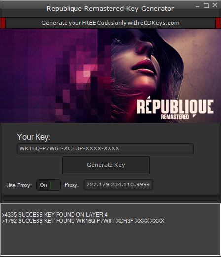 Republique Remastered cd-key