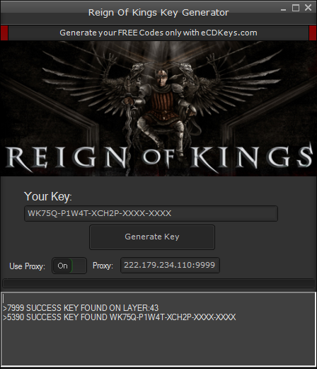 Reign Of Kings cd-key