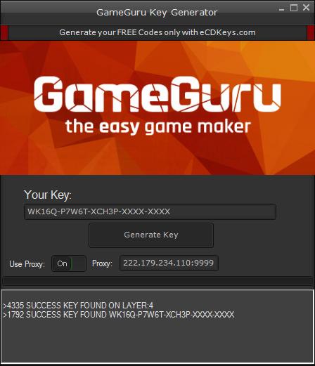 GameGuru cd-key