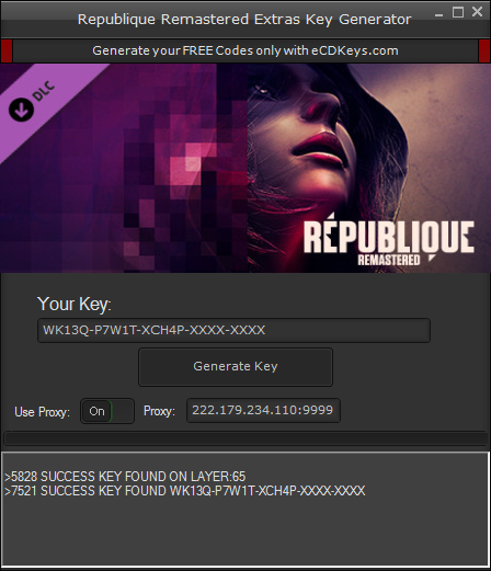 Republique Remastered Extras cd-key