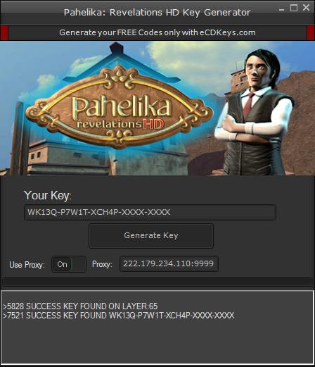 Pahelika: Revelations HD cd-key