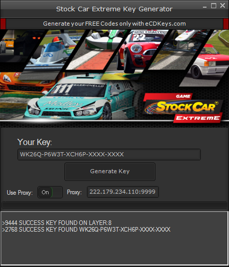 Stock Car Extreme cd-key
