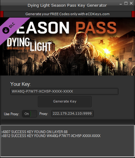 Dying Light Season Pass cd-key