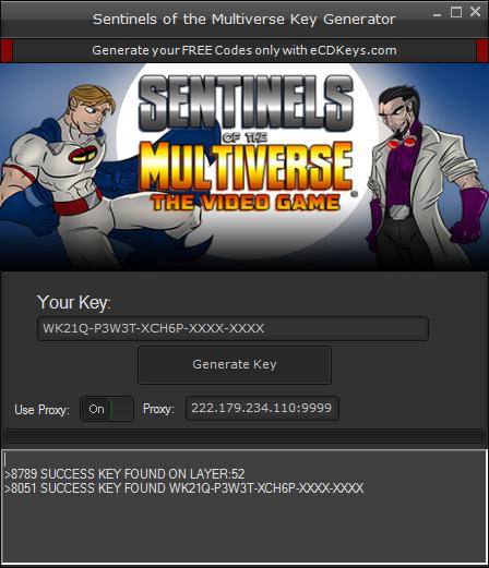 Sentinels of the Multiverse cd-key