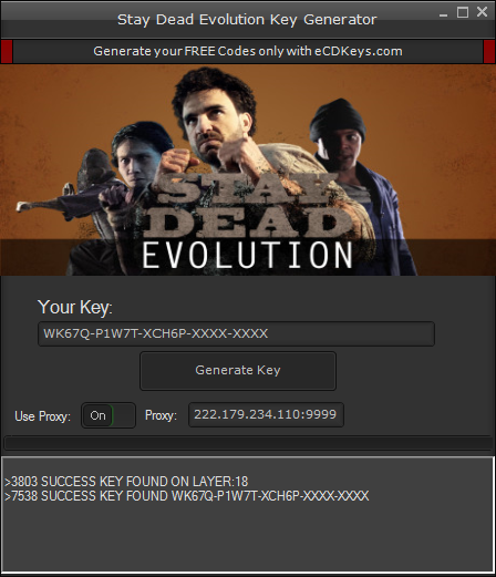 Stay Dead Evolution cd-key