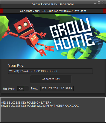 Grow Home cd-key
