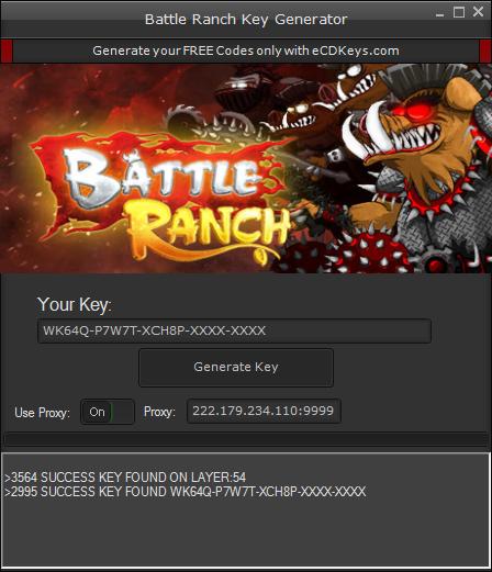 Battle Ranch cd-key