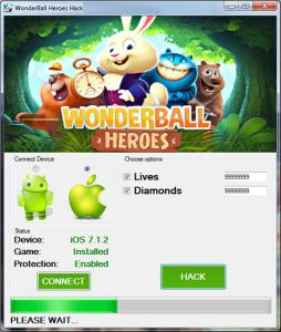 WonderBall Heroes Hack