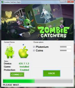 Zombie Catchers Hack
