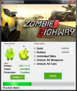 Zombie Highway 2 Hack