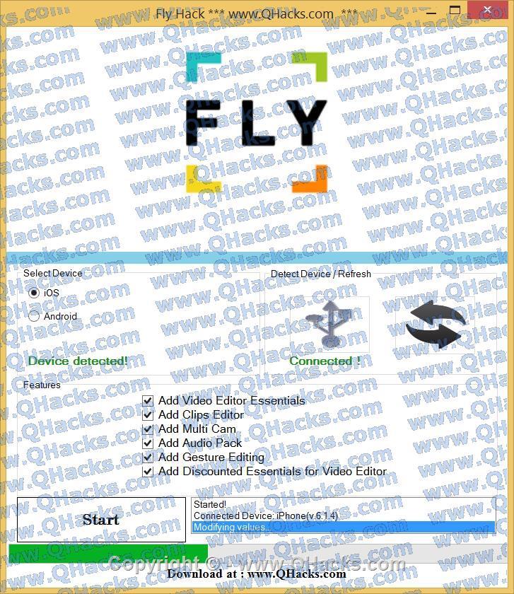 Fly Hack Cheats & Tricks
