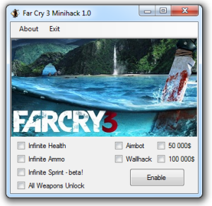 Far Cry 3 Hack