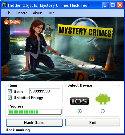hidden objects mystery crimes hack tool download Hidden Objects: Mystery Crimes Hack Tool Download