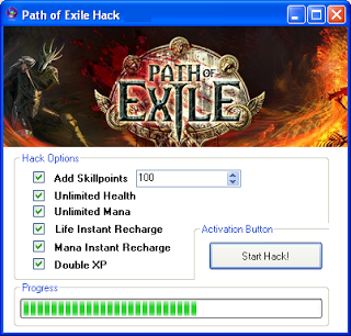 Path of Exile Hack