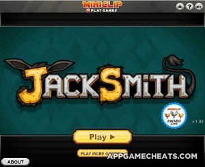 Jacksmith Hack for XP & All Weapons Unlock 2