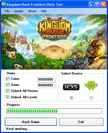 kingdom rush frontiers hack tool download Kingdom Rush Frontiers Hack Tool Download