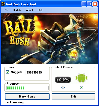rail rush hack tool download Rail Rush Hack Tool Download
