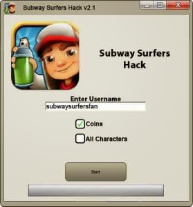 Subway Surfers Hack – Unlimited Coins, Keys