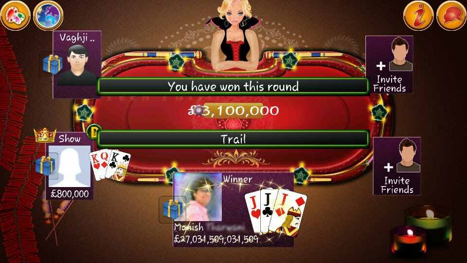 Teen Patti Indian Poker Hack Get Unlimited Chips