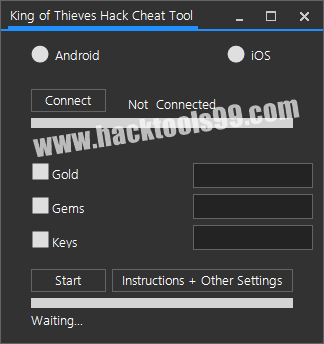 King of Thieves Hack Tool