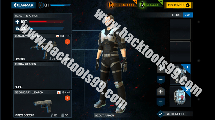 Overkill 3 Hack Working Proof