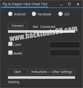 Pig&Dragon Hack Tool
