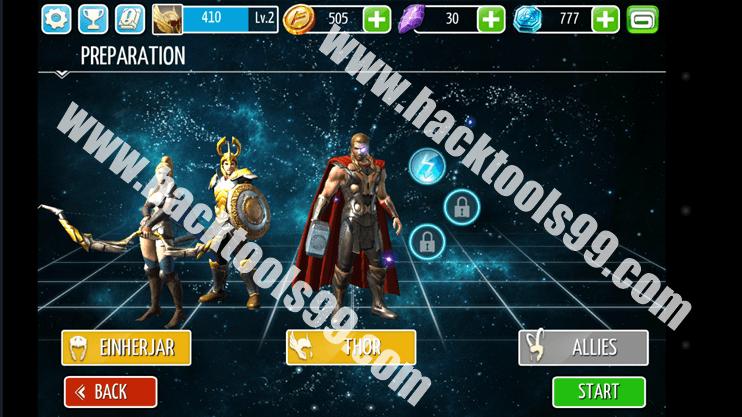 Thor The Dark World Hack Working Proof
