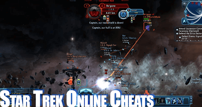 Star Trek Online Cheats