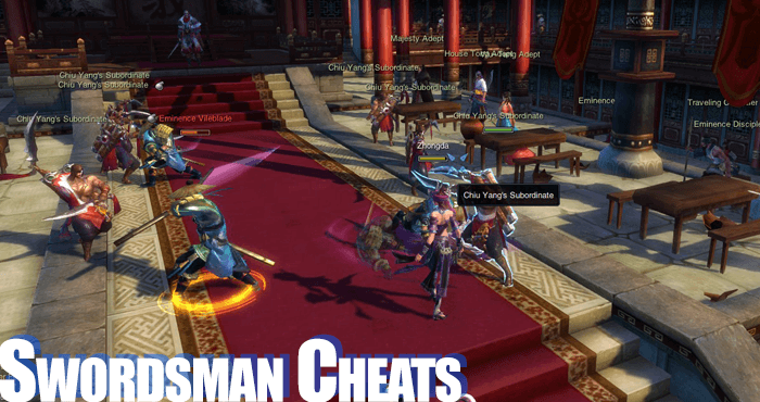 Swordsman Online Cheats