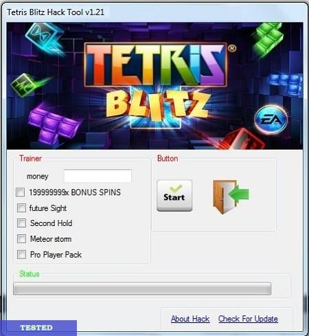 Tetris Blitz Hack