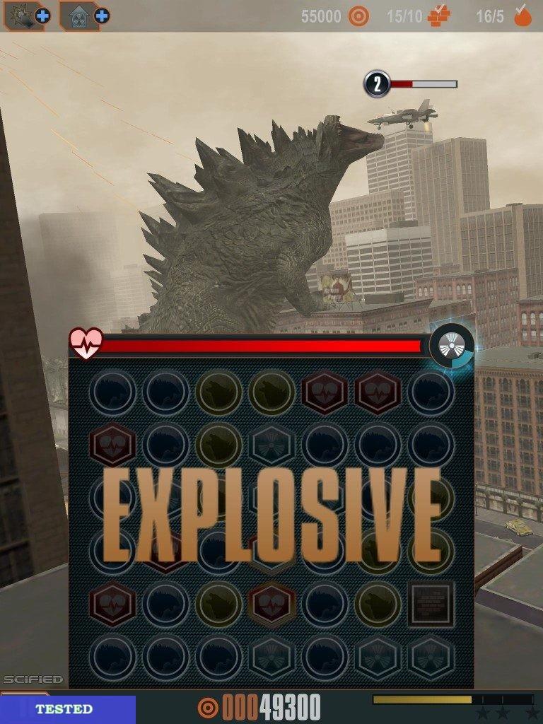 Godzilla Smash3 Hack Cheats