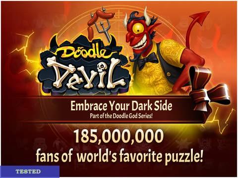 Doodle Devil™ HD Free Cheats and Hacks