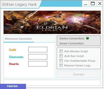 Eldrian Legacy Hack Gold ✓ Unlimited Diamonds ✓ Unlimited Hearts