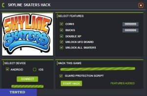 Skyline Skaters Hack Tool Confirm Working Free