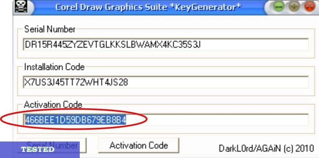 Corel Draw X3 Keygen Serial Number