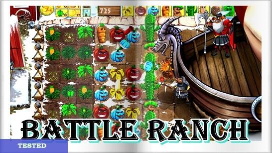 Battle Ranch Trainer