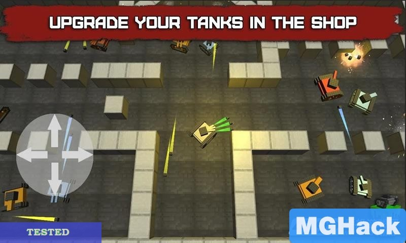 Craft Tank 2.2.0 hack