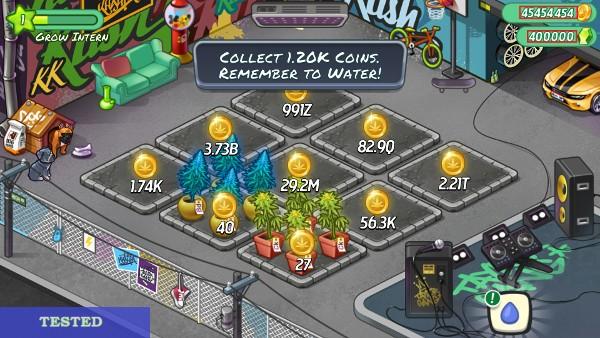 Wiz Khalifa's Weed Farm Hack