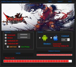 Kritika Chaos Unleashed Hack Tool