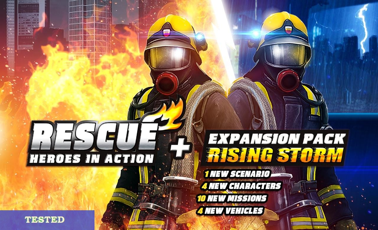 Rescue Heroes in Action Mod Apk Hack