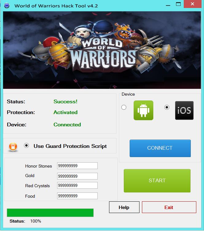 World of Warriors Quest Hack Tool