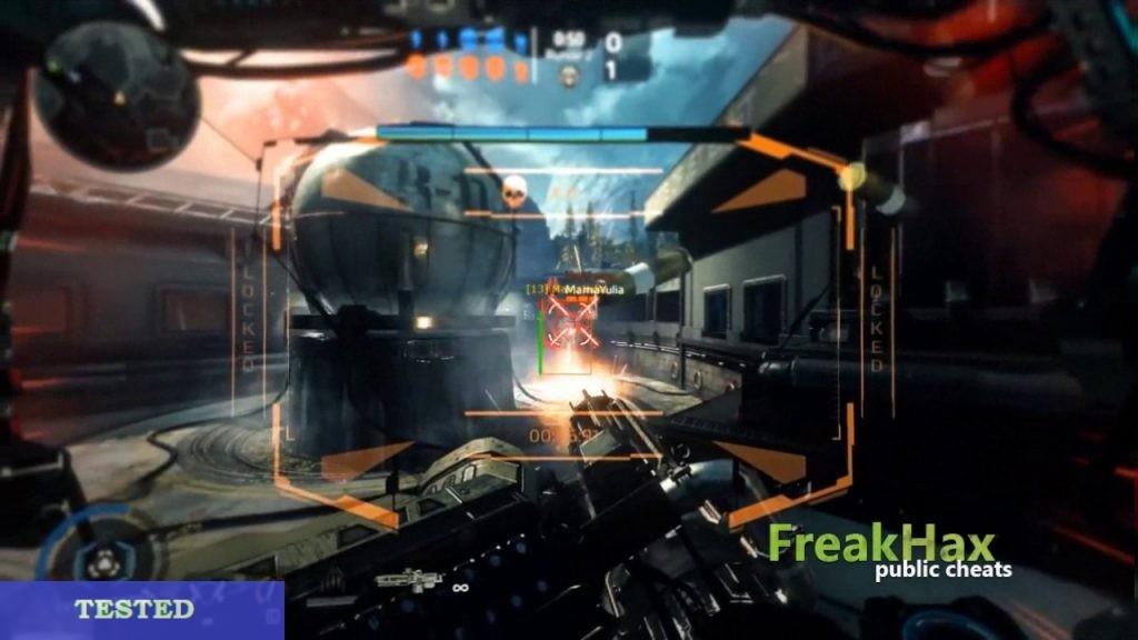 Titanfall 2 Aimbot, Wall Hacks