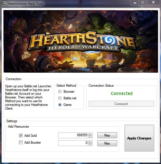 Hearthstone Hack gold generator