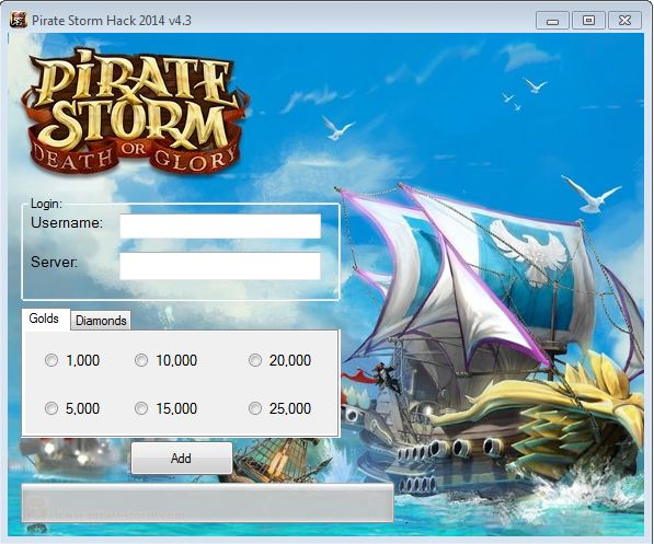 Pirate Storm Hack