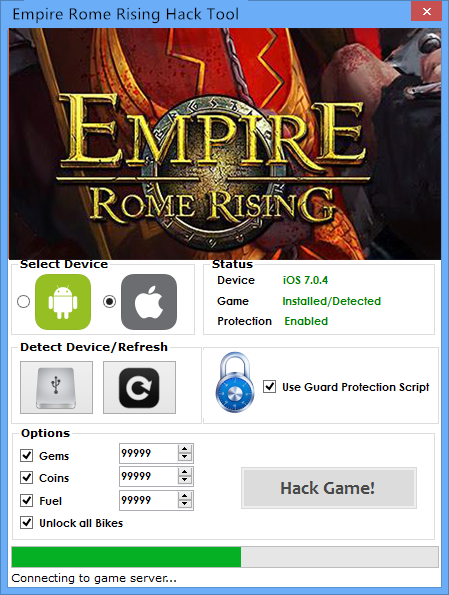 EMPIRE ROME RISING Hack