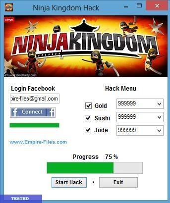 Ninja Kingdom Hack