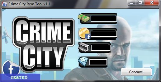 Crime City Hack